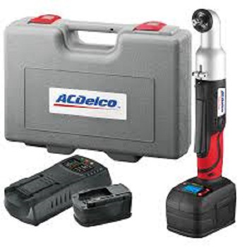 Picture of ACDelco ARI2044B 18V 38 in Angle Impact Wrench Kit