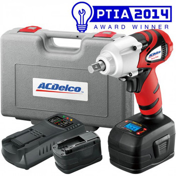 Picture of ACDelco ARI2064B 18V Cordless Lithium-Ion 12 in Impact Wrench with Digital Clutch
