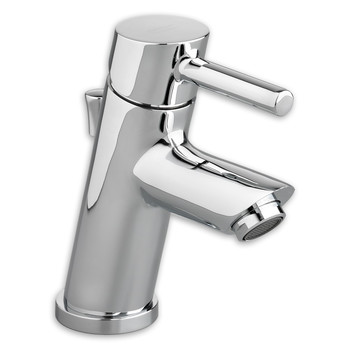Picture of American Standard 2064131002 Serin Petite 1-Handle Monoblock Bathroom Faucet Polished Chrome
