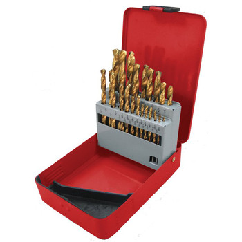Picture of ATD 9231 31-Piece Popular Size Titanium Coated Premium Drill Bit Set