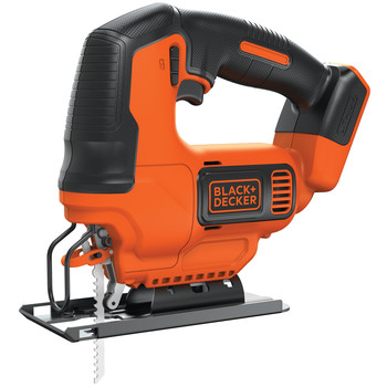 Picture of Black  Decker BDCJS20B 20V MAX Cordless Lithium-Ion Jigsaw Bare Tool