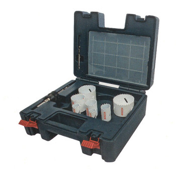 Picture of Bosch HB17PL 17-Piece Bi-Metal Hole Saw Kit