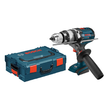 Bosch HDH181XBL 18V Cordless Lithium-Ion 1\/2 in. Brute Tough Hammer Drill Driver with Active Response Technology (Bare Tool)