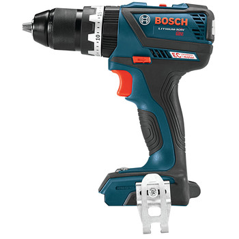 Bosch HDS183B 18V Cordless Lithium-Ion EC Brushless Compact Tough 1\/2 in. Hammer Drill Driver (Bare Tool)