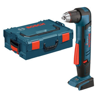 Bosch ADS181BL-RT 18V Cordless Lithium-Ion 1\/2 in. Right Angle Drill Driver (Bare Tool) with L-BOXX-2 and Exact-Fit Insert