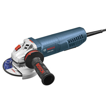 Bosch AG60-125PD-RT 6 in. 12.5 Amp High-Performance Cut-Off Grinder with No Lock-On Paddle Switch