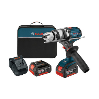 Bosch HDH181X-01-RT 18V Cordless Lithium-Ion 1\/2 in. Brute Tough Hammer Drill Driver with Active Response Technology