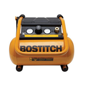 Picture of Bostitch BTFP01012 25 Gallon 150 PSI Oil-Free Suitcase Style Air Compressor