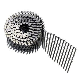 Picture of Bostitch C10P120D 3 in x 0120 in 15 Degree Wire Collated Smooth Shank Stick Framing Nails 2700-Pack