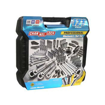 Picture of Channellock 39053 171 Piece Mechanic's Tool Set