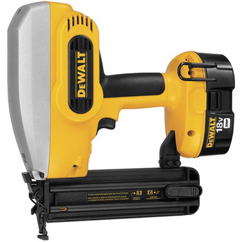 Dewalt DC608K 18V XRP Cordless 18-Gauge 5\/8 in. - 2 in. Brad Nailer Kit