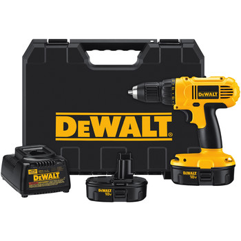 Dewalt DC759KA 18V Cordless 1\/2 in. Compact Drill Driver Kit