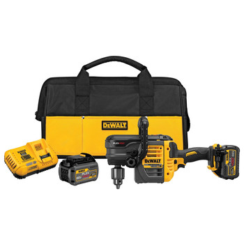 Dewalt DCD460T2 60V MAX Cordless Lithium-Ion VSR Stud & Joist Drill with 2 FLEXVOLT Batteries