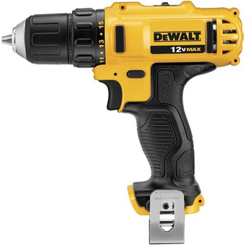 Dewalt DCD710B 12V MAX Cordless Lithium-Ion 3\/8 in. Drill Driver (Bare Tool)