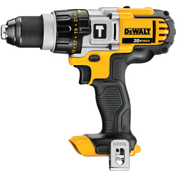 Dewalt DCD985B 20V MAX Cordless Lithium-Ion Premium 3-Speed Hammer Drill (Bare Tool)
