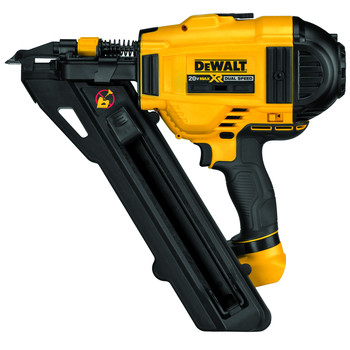 Dewalt DCN693B 20V MAX Cordless Lithium-Ion 2-1\/2 in. 20-Degree Metal Connector Nailer (Bare Tool)