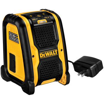Dewalt DCR006 12V\/20V MAX Cordless Lithium-Ion Bluetooth Speaker