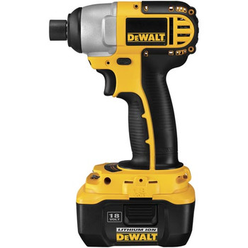 Dewalt DC827KLR 18V XRP Cordless Lithium-Ion 1\/4 in. Impact Driver Kit