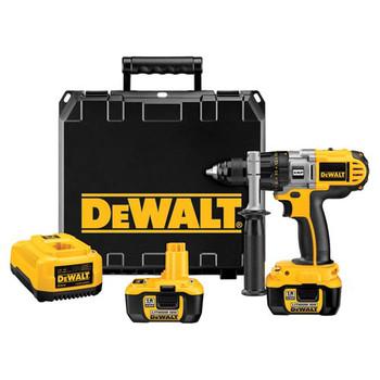 Dewalt DCD960KLR 18V XRP Cordless 1\/2 in. Lithium-Ion Drill Driver Kit