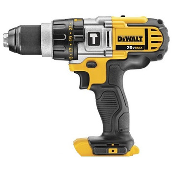 Dewalt DCD985BR 20V MAX Cordless Lithium-Ion Premium 3-Speed Hammer Drill (Bare Tool)