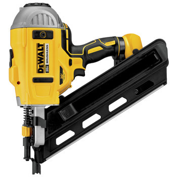 Dewalt DCN692BR 20V MAX Brushless Cordless Lithium-Ion Framing Nailer (Bare Tool)