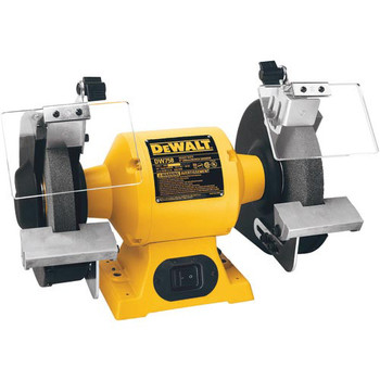 Picture of Dewalt DW756R 6 in Bench Grinder