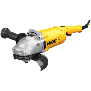 Dewalt DWE4517WR 7 in. 8,000 RPM 4 HP Angle Grinder with Trigger Lock-On