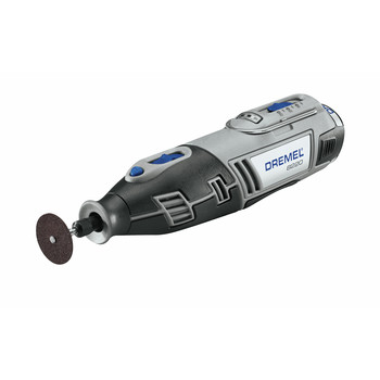 Dremel 8220-DR-RT 12V Max Cordless Lithium-Ion Rotary Tool Kit with 1.5 Ah Battery Pack