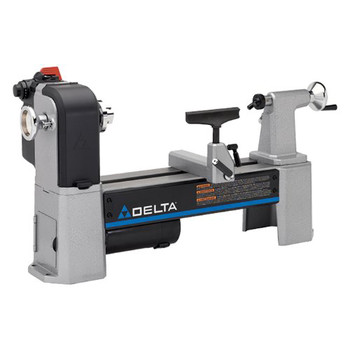 Picture of Delta 46-460 12-12 in Variable-Speed Midi Lathe Open Box