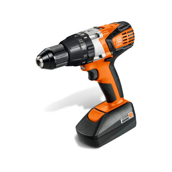 Fein 71040662090 18V Cordless Lithium-Ion 2-Speed Compact Hammer Drill Driver