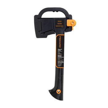 Picture of Fiskars 375501-1001 14 in Hatchet with FiberComp Handle