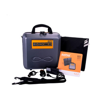 Picture of Kalisaya KP601 558 Watt Hour Portable Solar Generator Kit