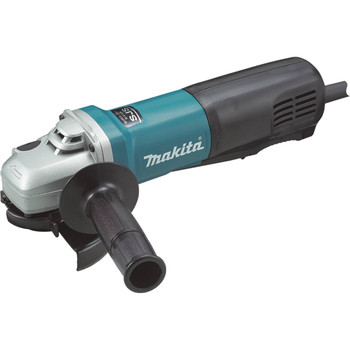 Makita 9564P 4-1\/2 in. 10 Amp Paddle Switch AC\/DC Angle Grinder