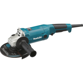 Makita GA6020 6 in. Trigger Switch 10.5 Amp Angle Grinder with SJS