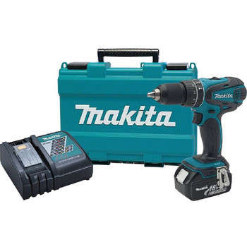 Makita XPH012 18V LXT Cordless Lithium-Ion 1\/2 in. Hammer Driver-Drill