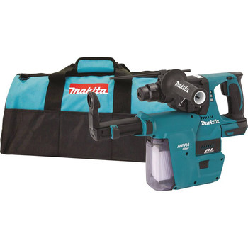 Makita XRH01ZVX 18V LXT Cordless Lithium-Ion Brushless 1 in. Rotary Hammer (Bare Tool)