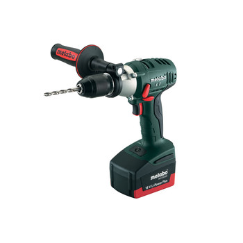 Metabo 602103620 SB18 LT 1.5 18V Cordless Lithium-Ion 1\/2 in. Hammer Drill with FREE 5.2V Battery
