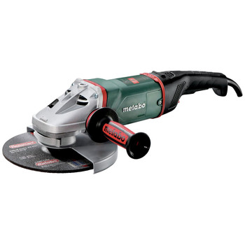 Metabo 606474420 9 in. 6,600 RPM 15.0 AMP Angle Grinder