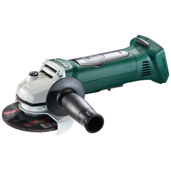 Metabo 613071860 18V Cordless Lithium-Ion 4-1\/2 in. Non-Locking Angle Grinder (Bare Tool)