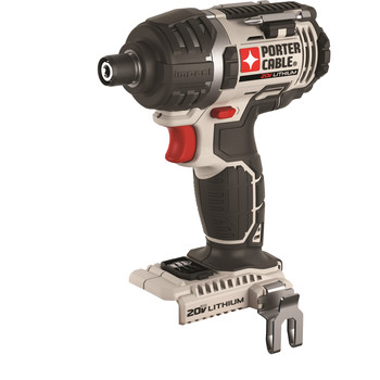 Porter-Cable PCC640B 20V Max Cordless Lithium-Ion 1\/4 in. Hex Impact Driver (Bare Tool)