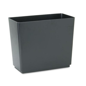 Picture of Rubbermaid 25051 65 Gal Wastebasket Black