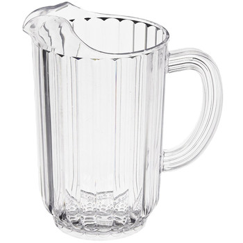 Picture of Rubbermaid 3336CLE 32 oz Bouncer Plastic Pitcher Clear