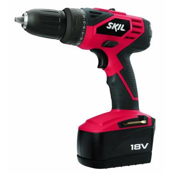 Skil 2888-03-RT 18V Cordless 1\/2 in. Drill Driver Kit