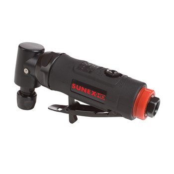 Sunex Tools SX5203 1\/4 in. Composite Right Angle Air Die Grinder
