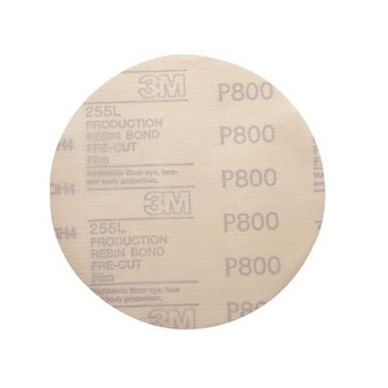 Picture of 3M 1070 6 in P800 Hookit Film Disc DF 100-Pack