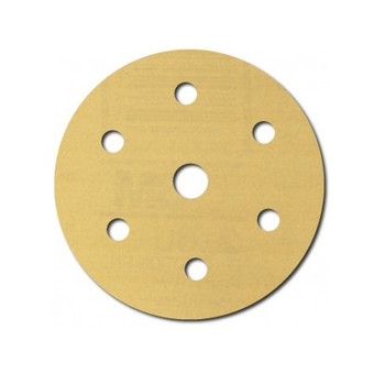 Picture of 3M 1075 6 in P320A Hookit Gold Disc DF 100-Pack