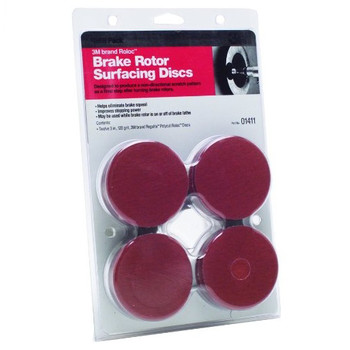 Picture of 3M 1411 Roloc Brake Rotor Surface Conditioning Disc Refill Pack