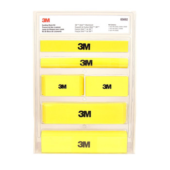 Picture of 3M 5692 Stikit Sanding Block Kit