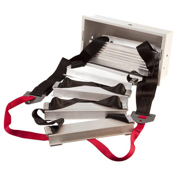 Picture of Werner ESC330 3-Story Built-In Fire Escape Ladder