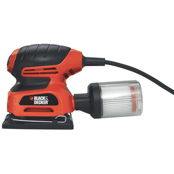 Black & Decker QS900 1/4 Sheet Sander with Filtered Dust Collection at Sears.com
